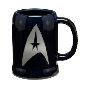 Star Trek Logo Mug