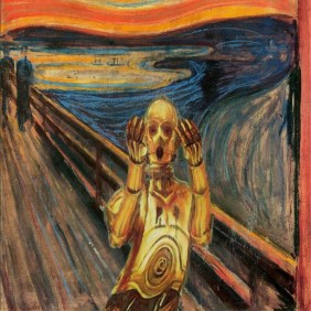 The Scream – Featuring C-3PO