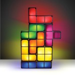 Tetris Lamp