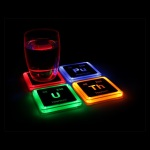 Elements Glowing Coasters