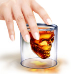 Skull Shotglass