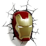 Iron Man 3D Deco Light